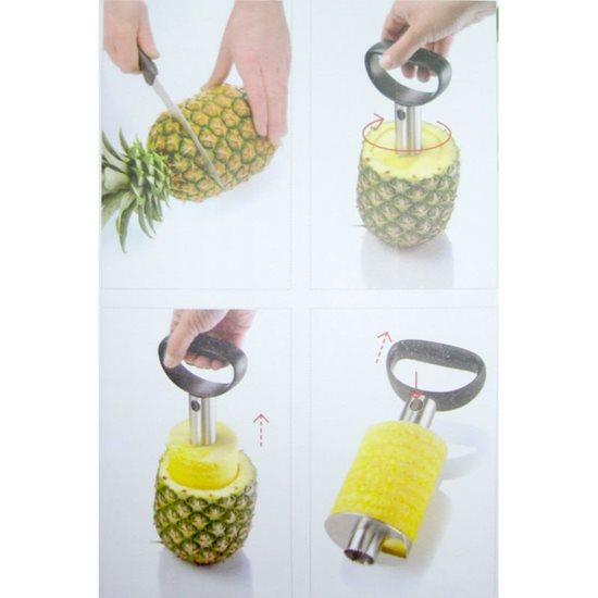Feliator ananas 24,5 cm inox - Westmark