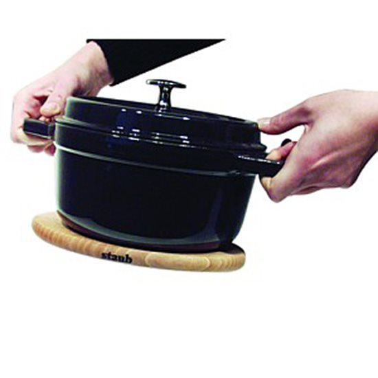 Suport magnetic oval, 29 x 20 cm - Staub