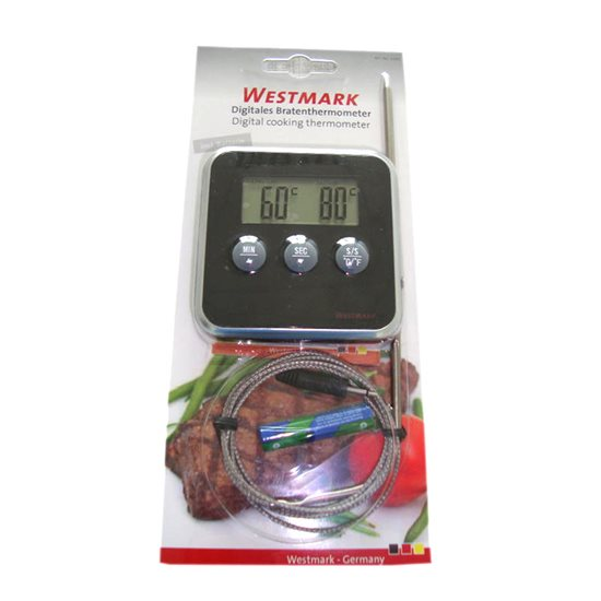 Termometru electronic, baza magnet  - Westmark