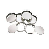 Set 6 forme pentru prajituri - Kitchen Craft