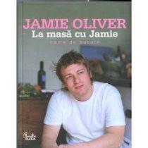 La masa cu Jamie - Curtea Veche