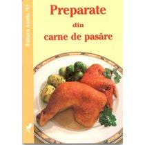 Preparate din carne de pasare - Editura Aquila
