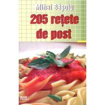 205 retete de post - Editura Meteor