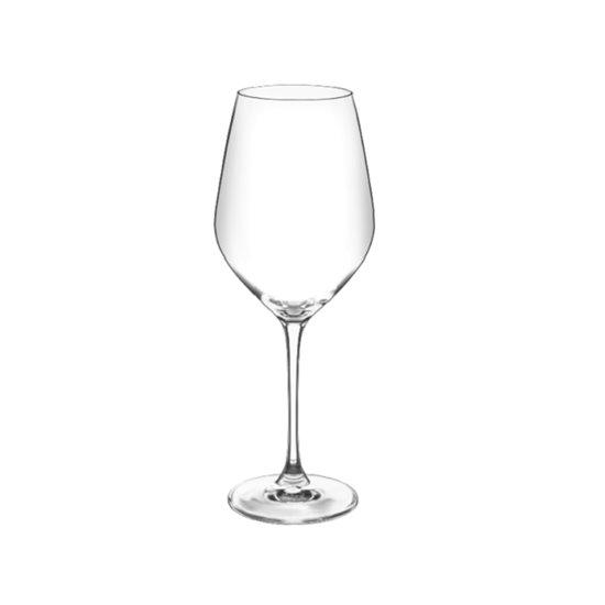 Set 6 pahare vin rosu 300ml - Krosno