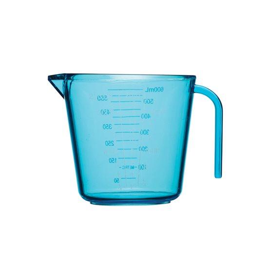 Cana gradata 600 ml, albastru  - Kitchen Craft