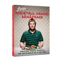 Jamie, Ministrul hranei sanatoase - Curtea Veche