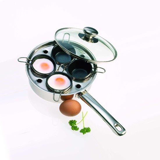 Tigaie Gourmet cu capac, 22 cm - Demeyere