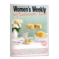 Afternoon Tea - Women's Weekly - Editura ACP Books