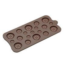Forma decoratiuni din ciocolata -Kitchen Craft