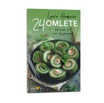 24 de retete Omlete - Editura Sian Books