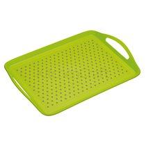 Tava servire 28.5cm x 41cm, verde - Kitchen Craft