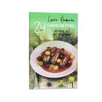 24 de retete cu carne de porc - Editura Sian Books