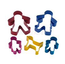 Set forme cutter Family - Kitchen Craft