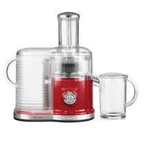 Storcator centrifugal fructe/legume Artisan, Empire Red - KitchenAid
