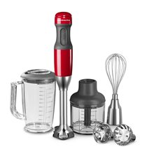 Blender vertical cu 5 viteze 180W, Empire Red - KitchenAid