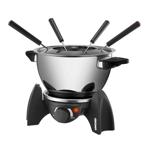 Set fondue electric 0,8 L, 500 W - Unold