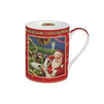 "Cana portelan 300 ml, ""Christmas Wish"" - Nuova R2S"