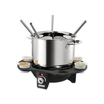 Set fondue electric 1,5 L, 1000 W - Unold