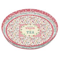 "Tava servire 34.5 cm ""Time for tea"" - Nuova R2S"