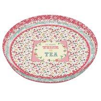 "Tava servire 34.5 cm ""Time for tea"" - Nuova R2S"