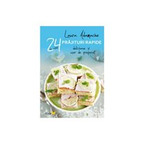 24 retete prajituri rapide - Editura All