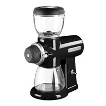 Rasnita electrica de cafea, Onyx Black - KitchenAid
