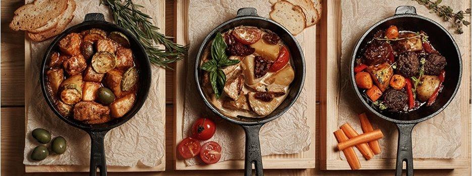 România savuroasă din bucătărie