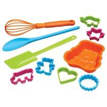 Set preparare prajituri 10 piese - Kitchen Craft