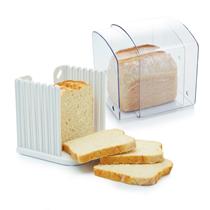 Cutie paine cu ghidaj pentru feliere - Kitchen Craft