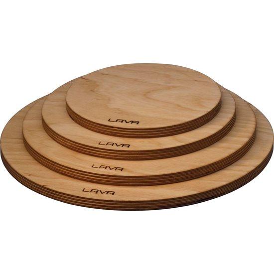 Suport magnetic din lemn, 16 cm - LAVA