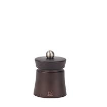 "Rasnita pentru piper ""Baya"" 8 cm, Chocolate - Peugeot"