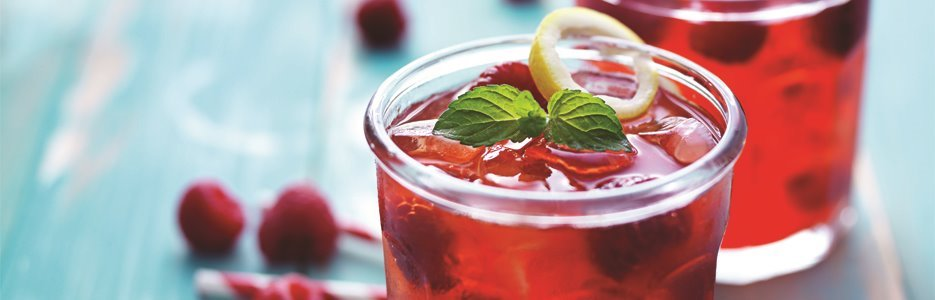 Băuturi de vară făcute în casă