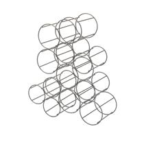 Suport metalic pentru sticle - Kitchen Craft