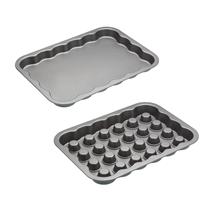 Set 2 tavi pentru prajituri umplute - Kitchen Craft
