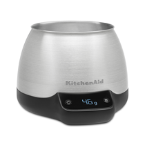 Bol cu cantar electronic Artisan, Stainless Steel - KitchenAid