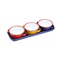 Set servire sosuri 4 piese - Kitchen Craft