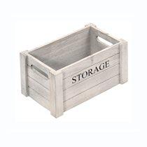 Cutie depozitare 26 x 14 x 16 cm lemn de paulovnia - Kesper