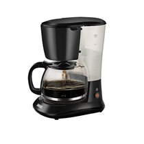 Cafetiera electrica Easy Black 1,2 L, 750 W - Unold