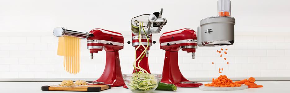 Universul KitchenAid: accesorii care îți fac viața mai ușoară