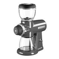 Rasnita electrica de cafea, Medallion Silver - KitchenAid