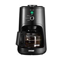 Cafetiera electrica compacta cu rasnita 0,6 L, 900 W - Unold