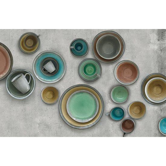"Bol ceramica 11 cm ""Origin"", gri - Nuova R2S"