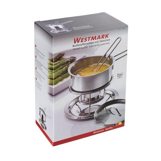 Mini-cratita sos cu capac, lingura si suport - Westmark