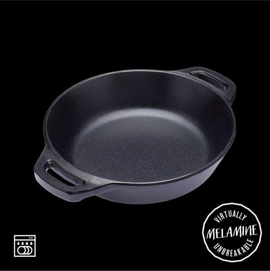 Mini cratita pentru servire 15 cm din melamina - Kitchen Craft