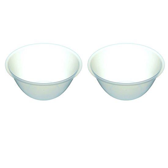 Set 2 boluri mixare 22,5 cm/2 L plastic - Kitchen Craft