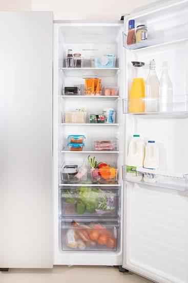 Tava plastic frigider depozitare doze - Kitchen Craft