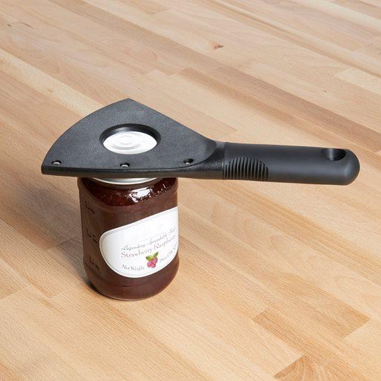 Desfacator borcane 22,9 cm, lama otel - OXO