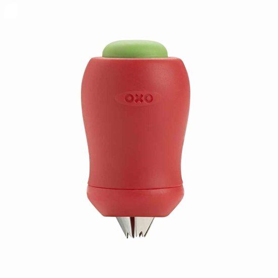 Dispozitiv pentru indepartat cotorul capsunelor - OXO