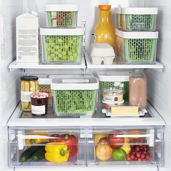 Recipient pentru pastrarea alimentelor 20 x 21.3 x 15.3 cm, 4 l - OXO