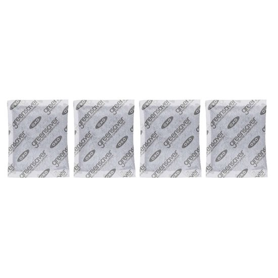 Set 4 rezerve filtru de carbune activ - OXO